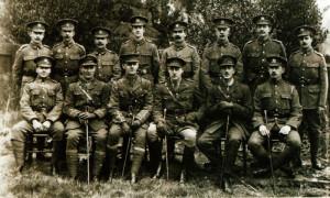 Grandad's army