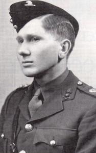 Lieutenant John Parker Symon, 1921-1944.