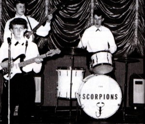 The Scorpions made an impression during their time in the spotlight.