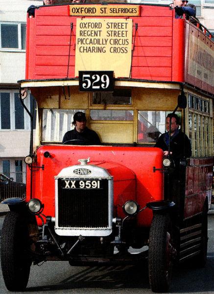 Trams, buses and blackshirts