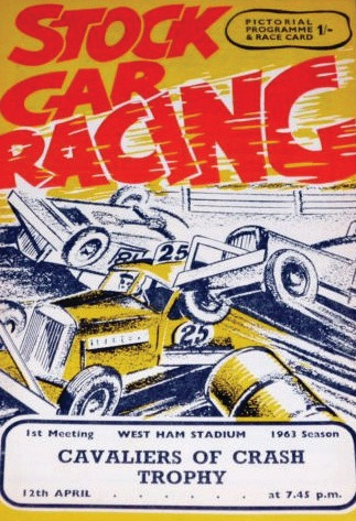 Nuts About Stock Cars